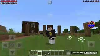 Minecraft survivor #8 trazendo os animais para o celeiro
