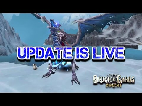 Order And Chaos Online - Update Is Live - Everything You Need To Know!