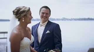 Morgan & Jason Wedding Highlight Video | Worthington, MN Wedding