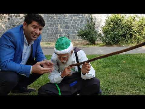 Atatürk'ün Kürt Asker Arkadaşı 121 Yaşındaki Diyarbakırlı Amca Ile Röportaj- Bölüm 1