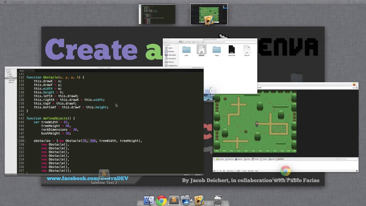 Create HTML5 Games From Scratch Online Course - YouTube