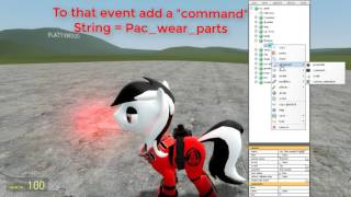 pac3 gmod idle custom animation for latest pac tutorial