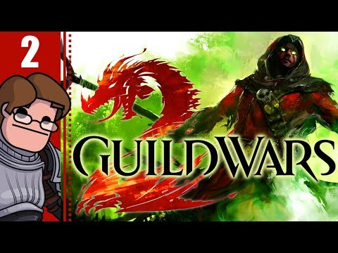 Let's Play Guild Wars 2 Co-op Part 2