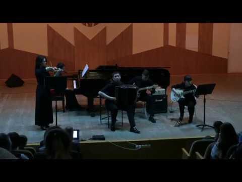 Клип Астор Пьяццолла - Milonga del angel