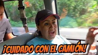 CHOCAMOS EN LA CARRETERA |BROMA PESADA A MI MAMÁ