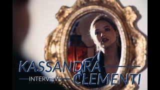 Kassandra Clementi | Behind the Scenes 📽