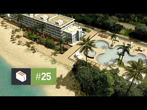 Cities Skylines: Seenu — EP 25 — Budget Resort
