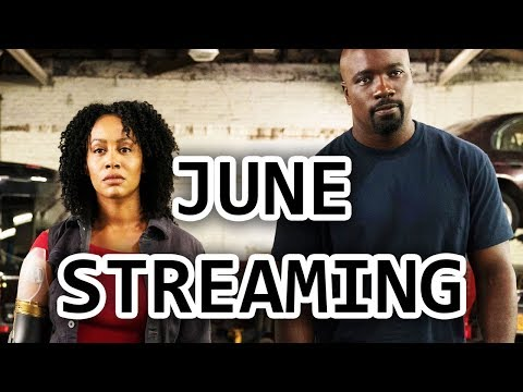 NEW: Upcoming Streaming SciFi Releases For June! *SPOILERS*