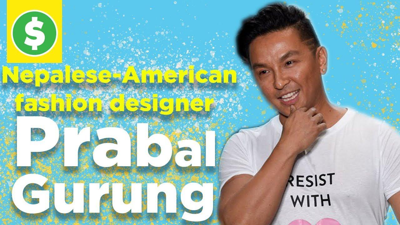 Fashion Designer Prabal Gurung Net Worth Salary Brand Life Story Parents Wife Youtube