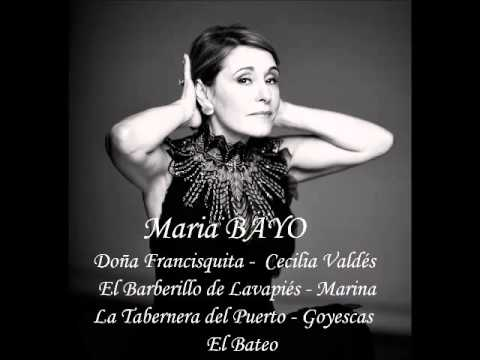 MARIA BAYO -  ZARZUELAS.