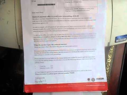 UCC 3-503 £5M COUNTERCLAIM IN ALL FINES, PCN 1 OF 2 - YouTube