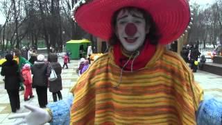 """""""Веселый разгуляй"""" в Перовском парке на Масленицу 2014"""