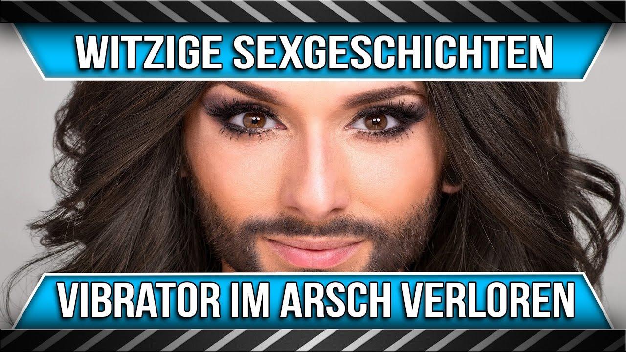 VIBRATOR IM ARSCH VERLOREN - WITZIGE SEXGESCHICHTEN #005