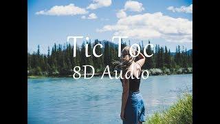 Gambar cover Shorty C - Tic Toc (8D Audio)