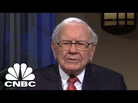 CNBC\'s Full Interview With Warren Buffett And Jamie Dimon