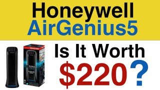 Honeywell Airgenius5 Air Purifier Review   ------ Model HFD320