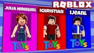 ROBLOX-We OPEN OUR toy FACTORY