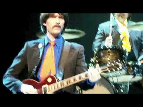 THE FAB FOUR Band Members/Hey Jude Sydney 16/2/10 - YouTube