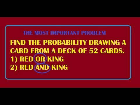 CBSE CLASS 10 DON'T MISS THIS TRICKY PROBLEM OF PROBABILITY.VERY VERY IMPORTANT.
