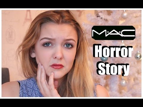 STORYTIME: MY HORRIBLE EXPERIENCE AT MAC COSMETICS!