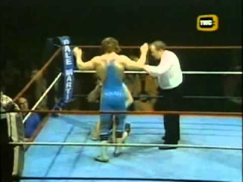 World of Sport - Dynamite Kid vs Marty Jones pt.1