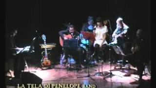 AHI MARIA di Rino Gaetano, interpretata dalla Tela di Penelope band