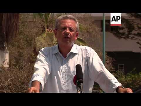 Palestinian legislator speaks about ongoing MidEast ceasefire talks in Cairo