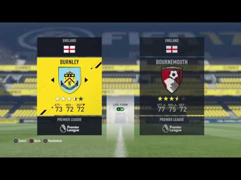 The Clarets Match Delayed   - Burnley  v Bournemouth   - Premier League full audio commentary