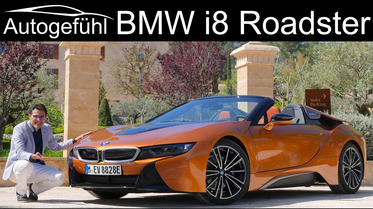 Bmw I8 Roadster Full Review The Unconventional Supercar