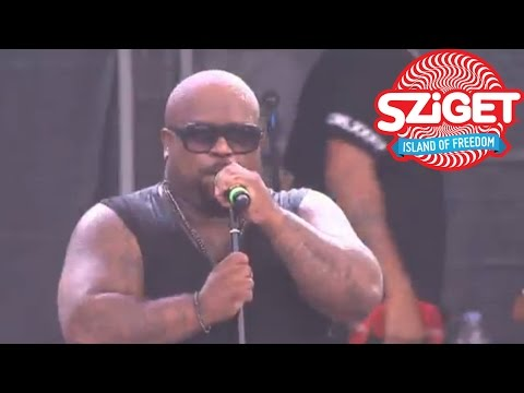CeeLo Green Live - Cry Baby @ Sziget 2014