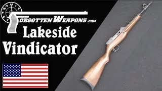 Lakeside Vindicator BF1: A Belt-Fed .22 Plinker