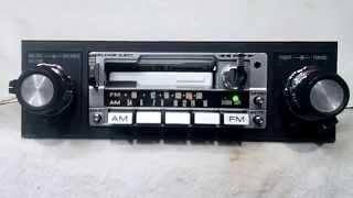 vintage pioneer kpx 9000 am fm cassette car stereo