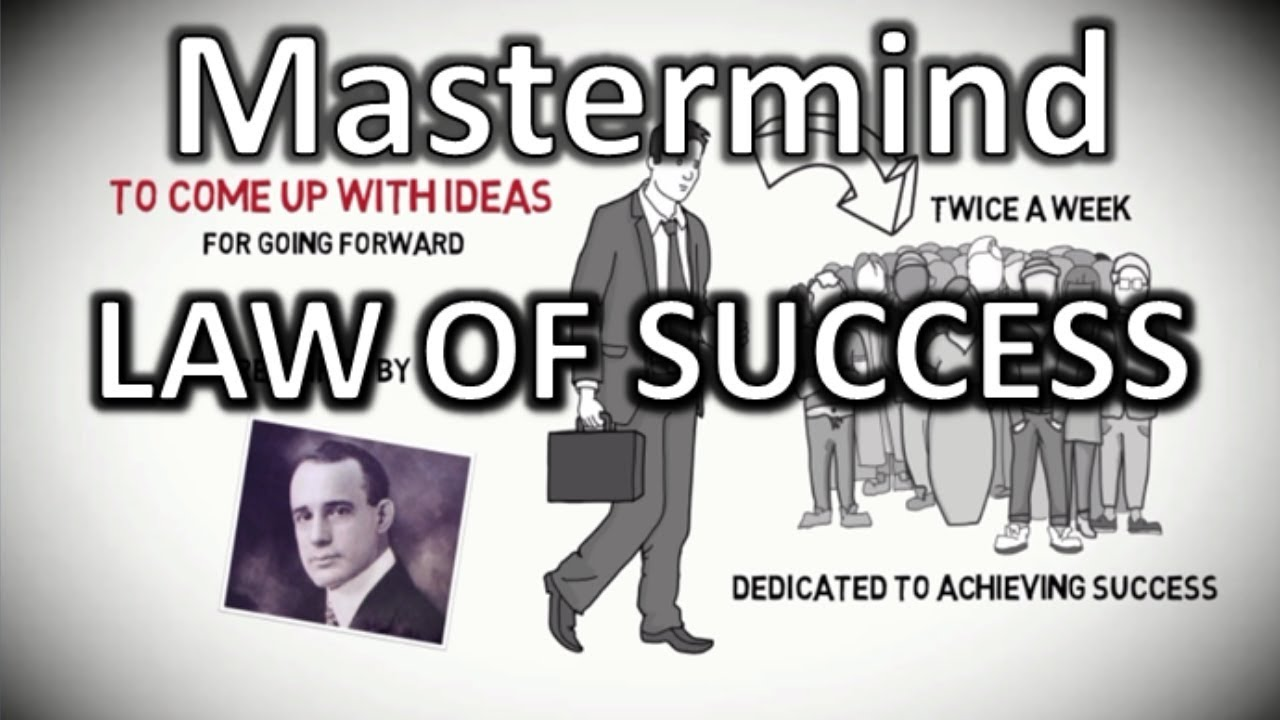 Download 1. Law of Sucess in 16 Lessons by Napoleon Hill / Mastermind summury
