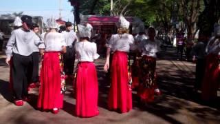Holambra I Expoflora I Dança Folclórica Holandesa