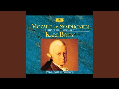 Mozart: Symphony No.20 In D, K.133 - 2. Andante