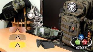 тактические и баллистические защитные очки обзор и сравнение