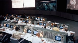 Group wants to restore NASA command center