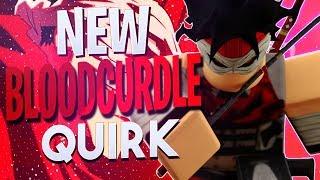 [CODE] Heroes Online ist JETZT Schurken Online | Neue Blut Curdle Quirk | Roblox