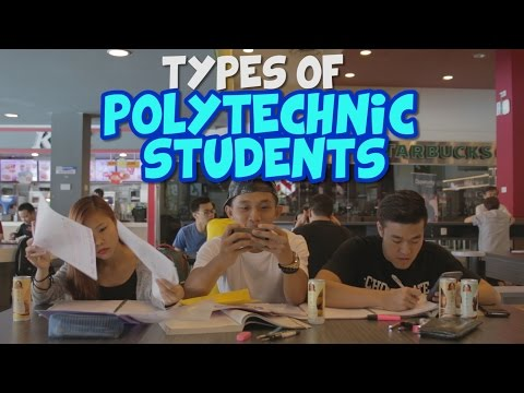 10 Types of Polytechnic Students
