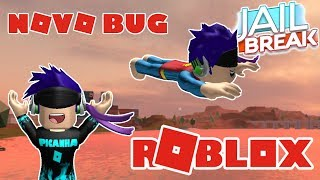 NEW BUG TO FLY ON JAILBREAK!!? -ROBLOX TUTORIAL