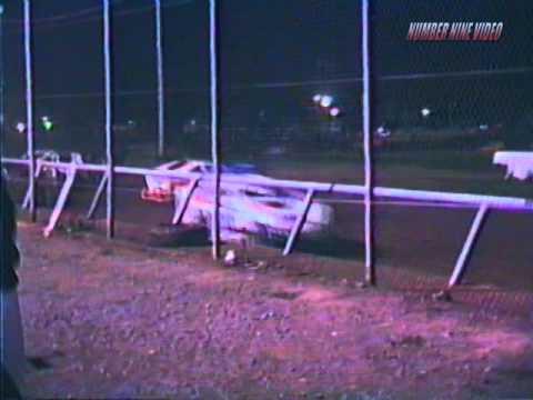 Canandaigua Speedway Huge Sportsman Wreck...