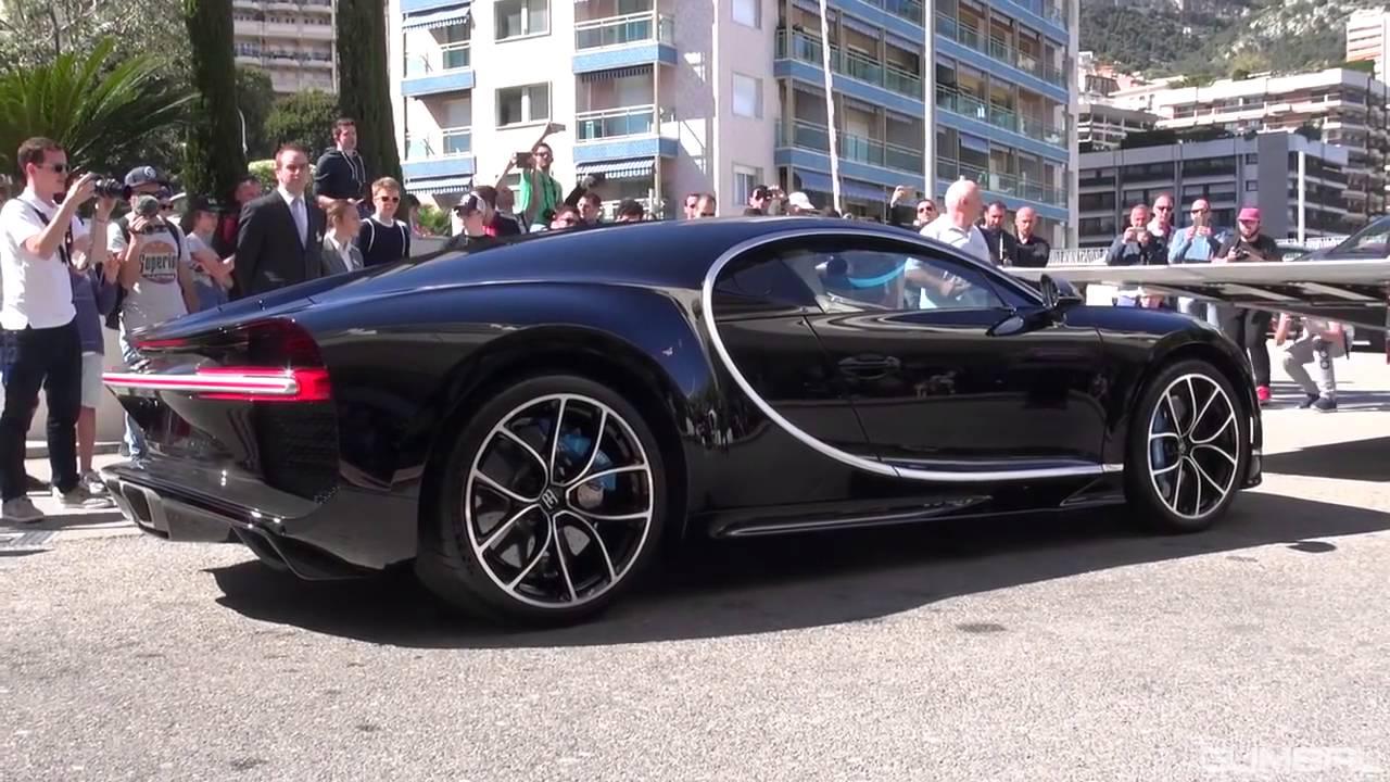 Bugatti Chiron — Test Drive and Review #1 / Тест-Драйв и Обзор #1 [HD]