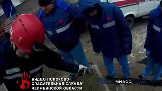 Спасатели вытащили из колодца женщину в Челябинской области