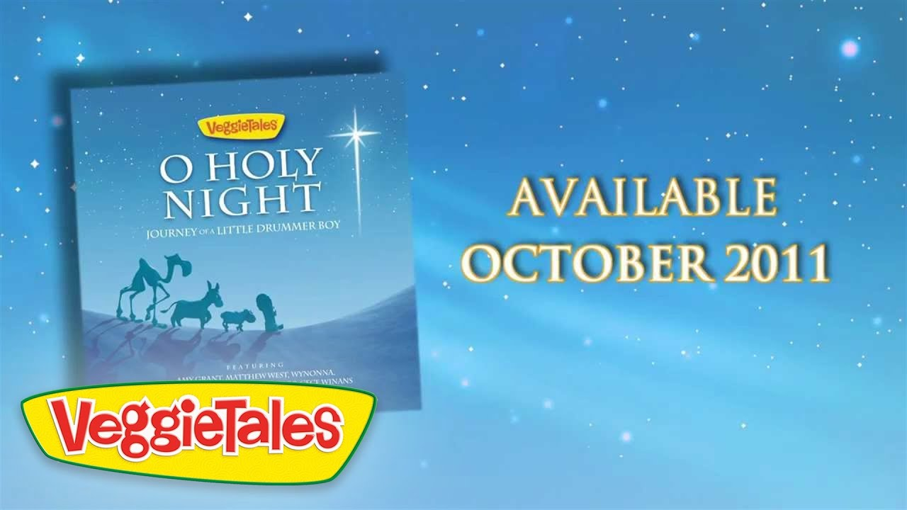 VeggieTales: O Holy Night - Album Teaser
