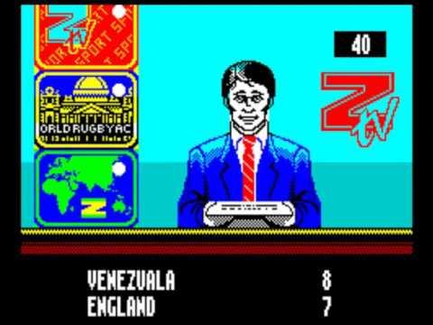 World Rugby (ZX Spectrum)