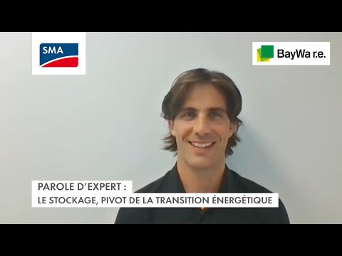 Parole d'expert : le stockage pivot de la transition énergétique en France