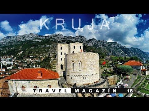 Kruja - Albánsko [HD] Travel Magazín 018 (Travel Channel Slovakia)
