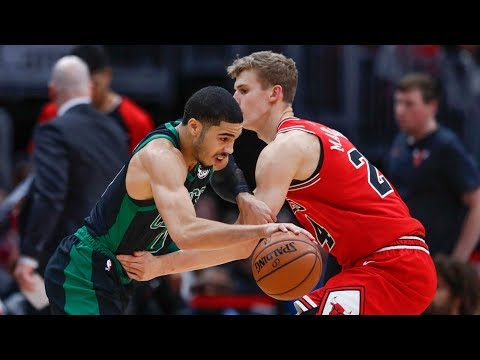 Celtics Beat Bulls By 56! Most in Franchise History! 2018-19 NBA Season