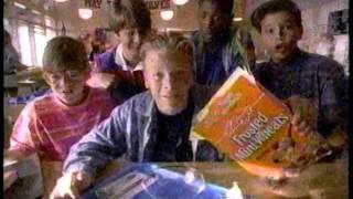 Food & Restaurant Commercials from 1992 Kids TV Programming