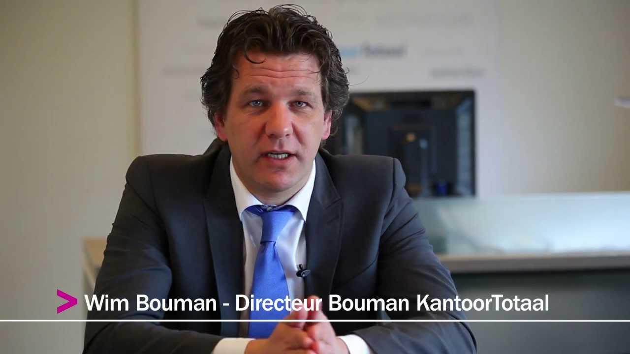Bouman Kantoor Totaal : Contactatv bouman kantoortotaal youtube